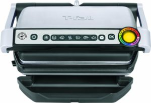 T-fal OptiGrill Electric Grill, Indoor Grill, Removable Nonstick Dishwasher Safe Plates