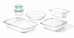 OXO Good Grips Freezer-to-Oven Safe Glass Bake