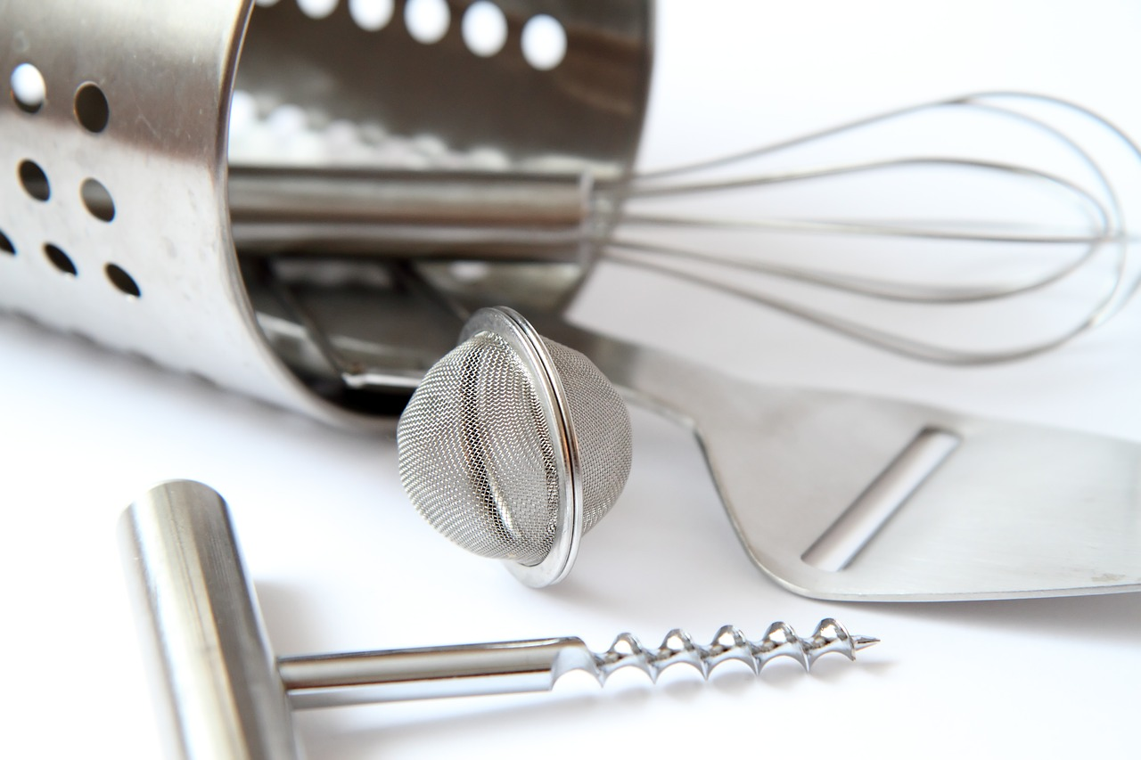Guide 101 on Care for Kitchens Utensils and Equipment