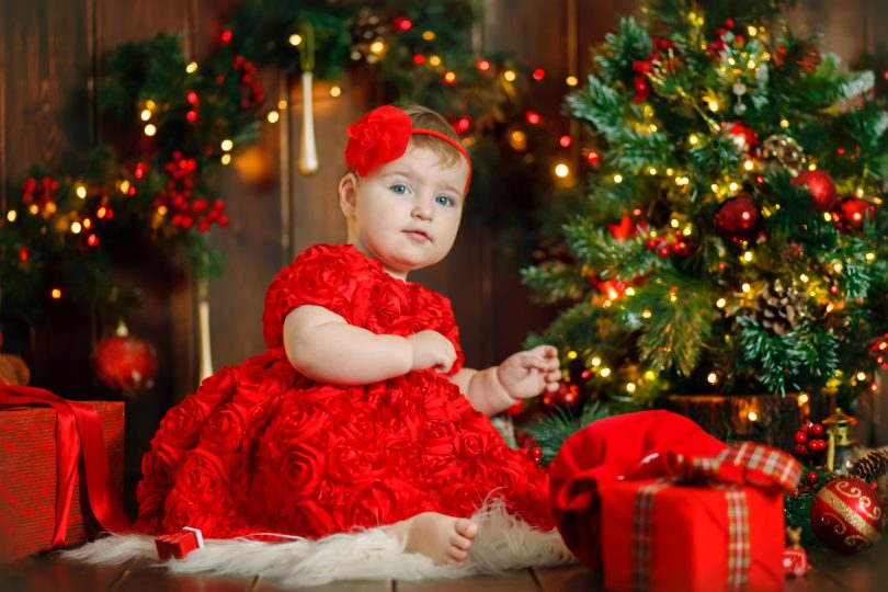 christmas gift for new born baby